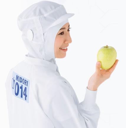 ミドリ安全 食品産業向けサイト
