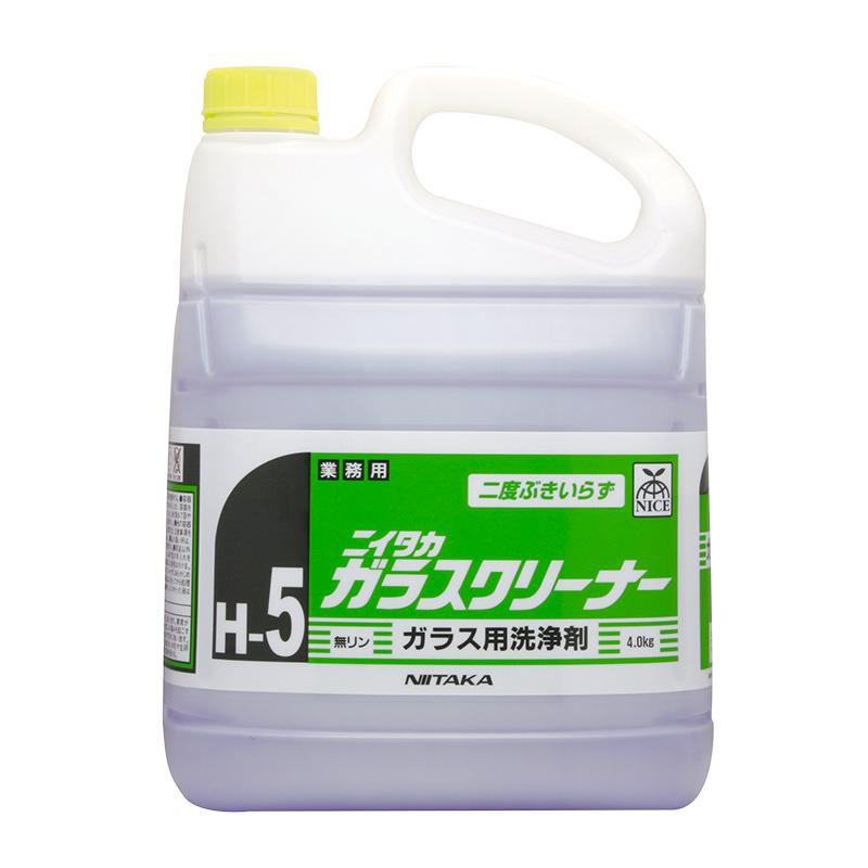 ニイタカ ガラスクリーナー(4kg)